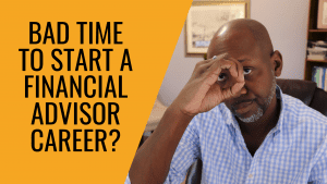 Fears of Starting a Financial Professional Career