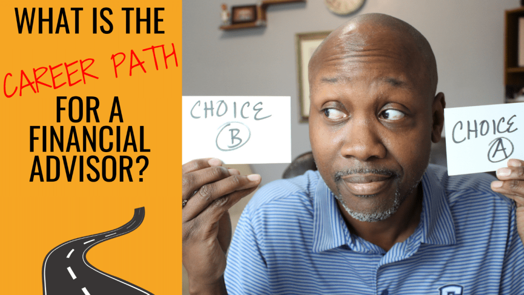 Financial Professional Career Path