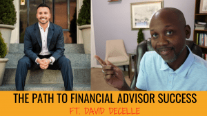 successful financial advisor