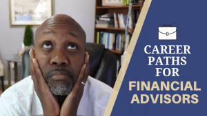becoming a financial advisor